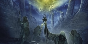 """LORDS OF BLACK - """"ALCHEMY OF SOULS PART 1"""" (2020, FRONTIERS)"""