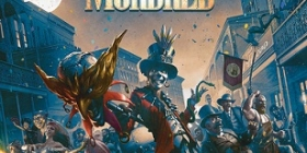 """MORDRED - """"THE DARK PARADE"""" (2021, M-THEORY AUDIO)"""
