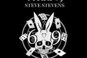 """JYRKI 69 & STEVE STEVENS - """"WHITE RABBIT"""""""
