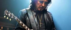 """TONY IOMMI: EVENTUALLY I WILL START WRITING MUSIC AND PUTTING SOME STUFF TOGETHER""""!"""